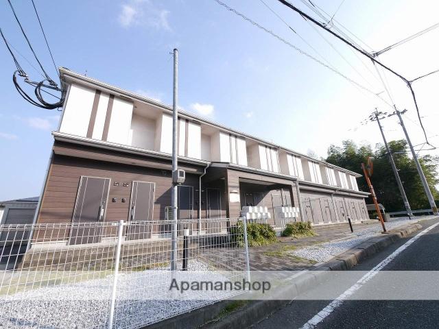 福岡県飯塚市の築8年 2階建の賃貸アパート