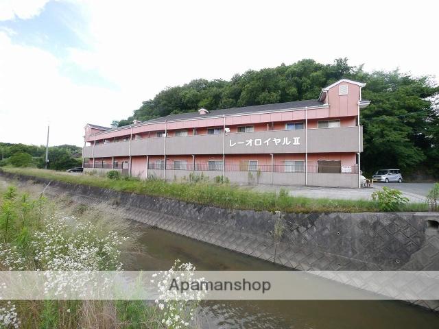福岡県飯塚市の築14年 2階建の賃貸アパート