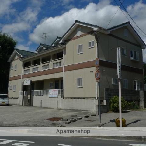 福岡県飯塚市の築21年 2階建の賃貸アパート