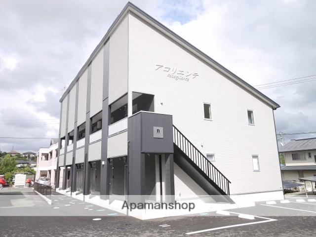 福岡県宮若市の築1年 2階建の賃貸アパート