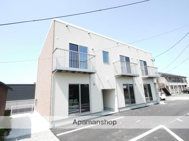 福岡県飯塚市の新築 2階建の賃貸アパート