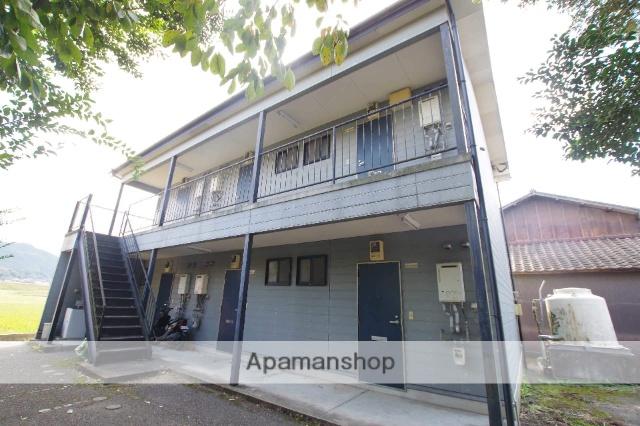 福岡県宮若市の築18年 2階建の賃貸アパート