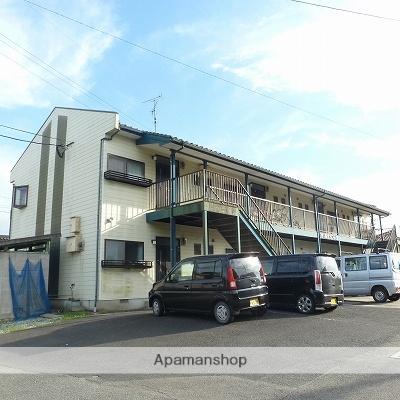福岡県嘉麻市の築20年 2階建の賃貸アパート