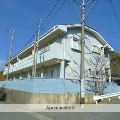 福岡県飯塚市、筑前庄内駅徒歩27分の築26年 2階建の賃貸アパート