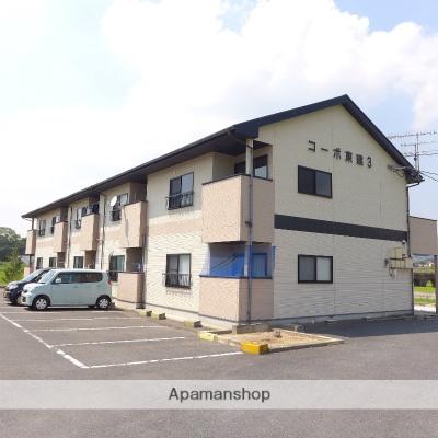 福岡県田川郡香春町、上伊田駅徒歩7分の築14年 2階建の賃貸アパート