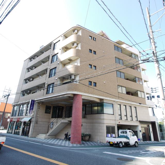 福岡県古賀市、千鳥駅徒歩25分の築11年 7階建の賃貸マンション