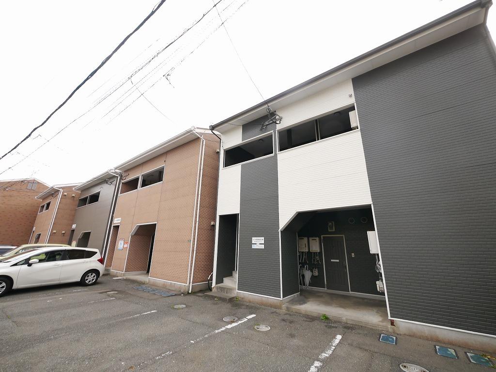 福岡県糟屋郡新宮町、福工大前駅徒歩29分の築25年 2階建の賃貸アパート