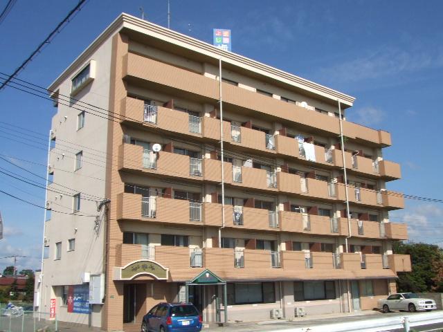 福岡県古賀市、千鳥駅徒歩30分の築28年 6階建の賃貸マンション