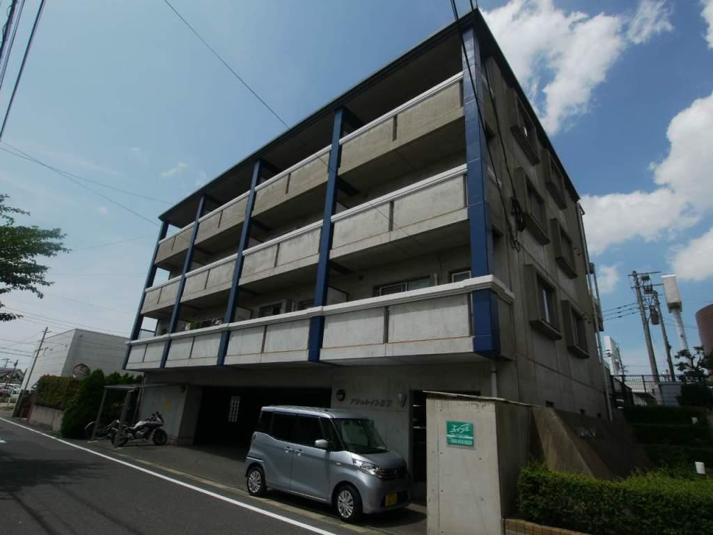 福岡県糟屋郡新宮町、福工大前駅徒歩18分の築15年 4階建の賃貸マンション