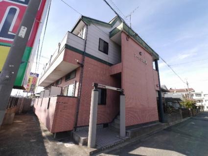 福岡県糟屋郡新宮町、ししぶ駅徒歩12分の築19年 2階建の賃貸アパート