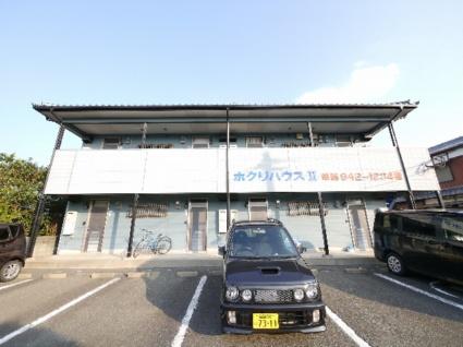 福岡県古賀市、千鳥駅徒歩23分の築21年 2階建の賃貸アパート