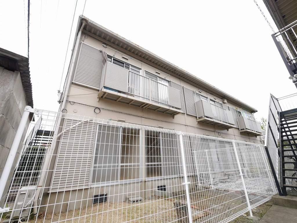 福岡県古賀市、千鳥駅徒歩40分の築33年 2階建の賃貸アパート