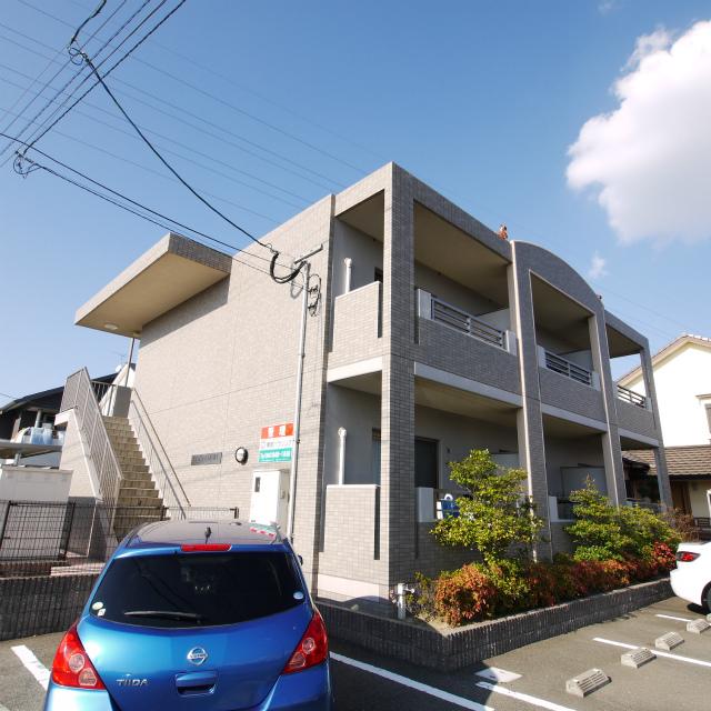 福岡県古賀市、古賀駅徒歩25分の築10年 2階建の賃貸マンション