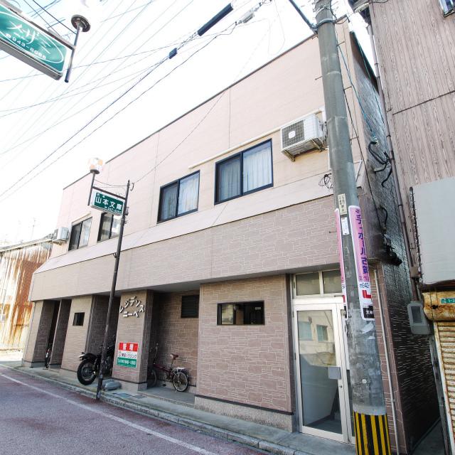 福岡県古賀市、千鳥駅徒歩40分の築36年 2階建の賃貸アパート