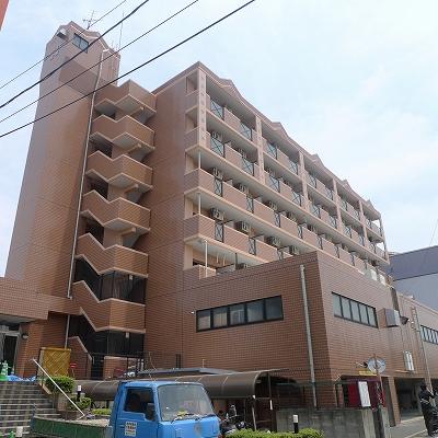 福岡県糟屋郡新宮町、福工大前駅徒歩18分の築19年 6階建の賃貸マンション