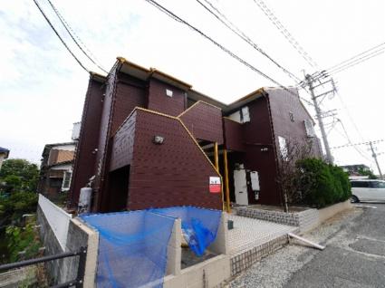 福岡県古賀市、千鳥駅徒歩15分の築25年 2階建の賃貸アパート