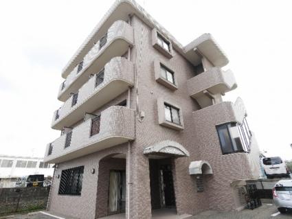 福岡県福津市、東福間駅徒歩22分の築14年 4階建の賃貸マンション