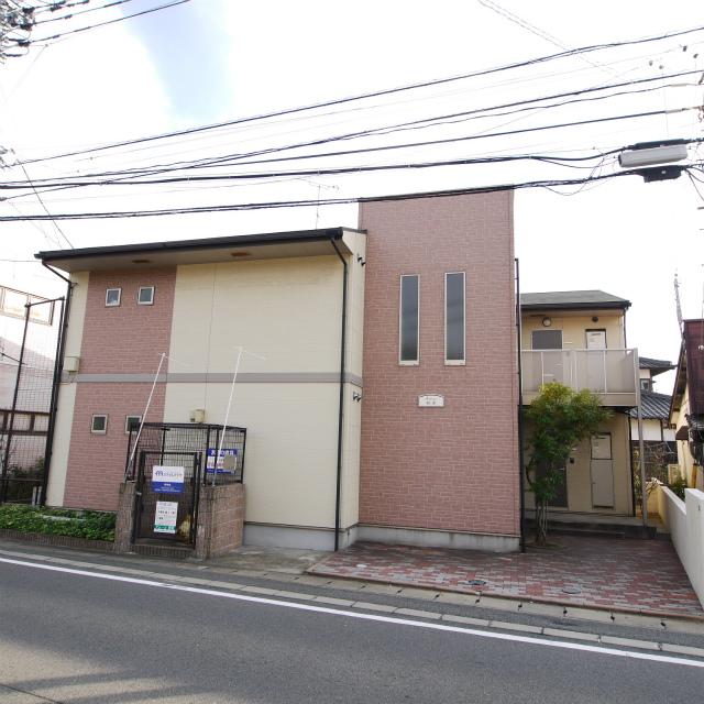 福岡県古賀市、古賀駅徒歩5分の築10年 2階建の賃貸アパート