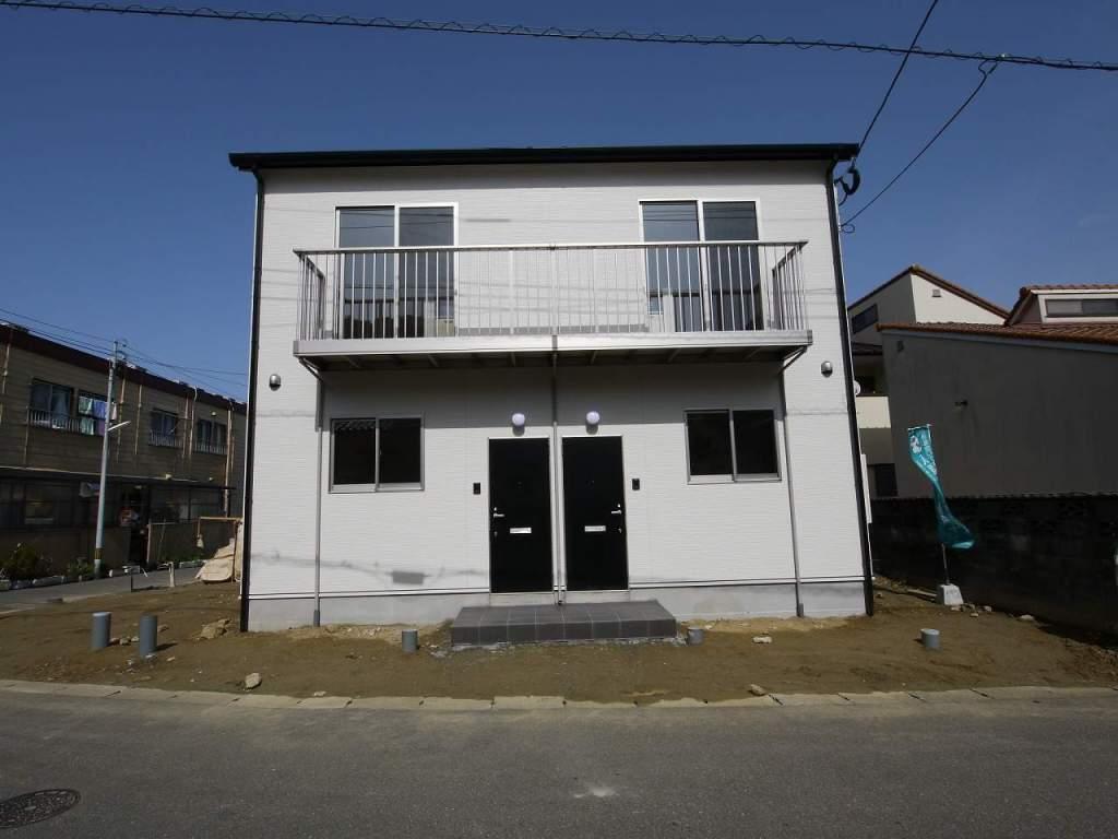 福岡県糟屋郡新宮町、福工大前駅徒歩5分の築1年 2階建の賃貸アパート