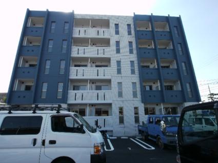 福岡県古賀市、古賀駅徒歩8分の新築 5階建の賃貸マンション