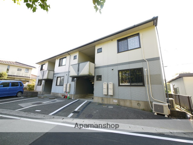 福岡県田川市、田川伊田駅徒歩28分の築19年 2階建の賃貸アパート
