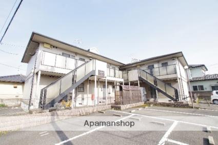 福岡県北九州市八幡西区、新木屋瀬駅徒歩12分の築17年 2階建の賃貸アパート