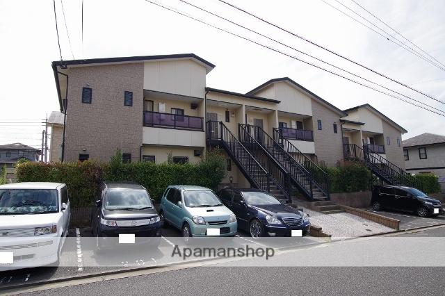 福岡県北九州市八幡西区の築16年 2階建の賃貸アパート
