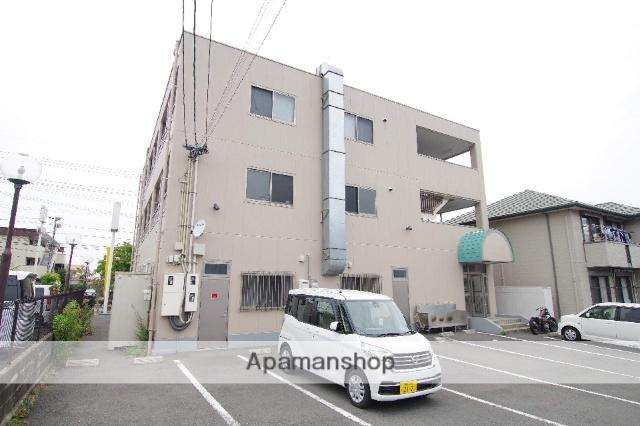福岡県北九州市八幡西区の築10年 3階建の賃貸マンション