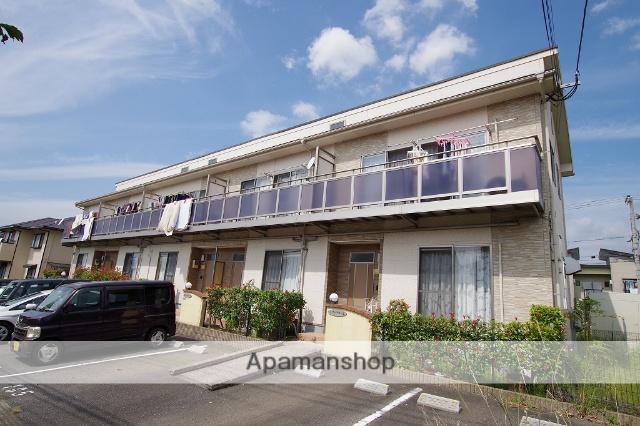 福岡県北九州市八幡西区の築11年 2階建の賃貸アパート