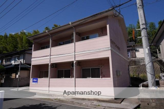 福岡県田川市、下伊田駅徒歩15分の築19年 2階建の賃貸アパート