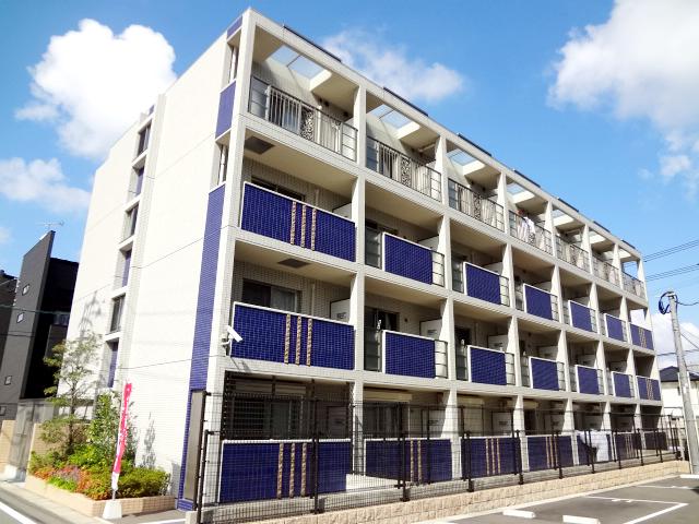福岡県福岡市西区、今宿駅徒歩24分の築6年 4階建の賃貸マンション