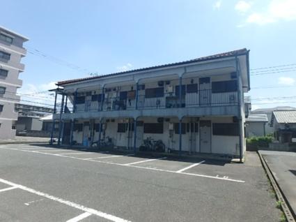 福岡県糸島市、周船寺駅徒歩14分の築33年 2階建の賃貸アパート