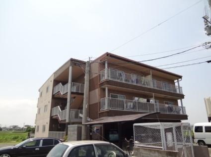 福岡県糸島市、周船寺駅徒歩31分の築20年 3階建の賃貸マンション