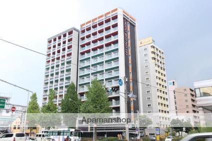福岡県福岡市博多区、中洲川端駅徒歩10分の新築 13階建の賃貸マンション