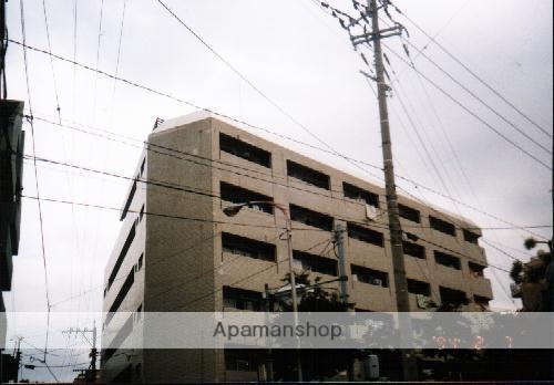 福岡県福岡市中央区、西新駅徒歩13分の築43年 6階建の賃貸マンション