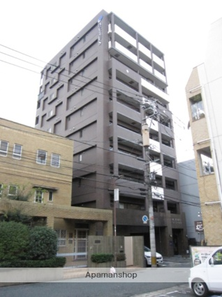 福岡県福岡市南区、竹下駅徒歩21分の築9年 10階建の賃貸マンション