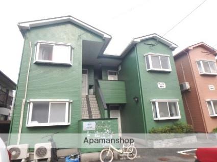 福岡県筑紫郡那珂川町、博多南駅徒歩9分の築24年 2階建の賃貸アパート
