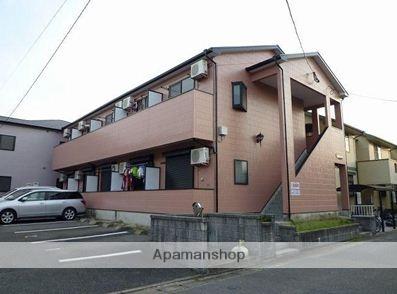 福岡県筑紫郡那珂川町、博多南駅徒歩18分の築19年 2階建の賃貸アパート
