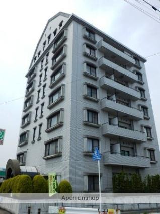 福岡県筑紫郡那珂川町、博多南駅徒歩12分の築26年 8階建の賃貸マンション