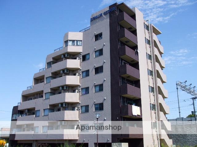 福岡県福岡市東区、千早駅徒歩7分の築9年 8階建の賃貸マンション