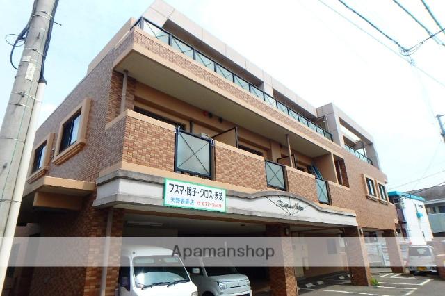 福岡県福岡市東区、千早駅徒歩20分の築13年 3階建の賃貸マンション