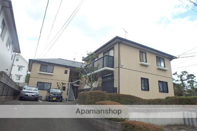 福岡県福岡市東区、千早駅徒歩21分の築21年 2階建の賃貸アパート