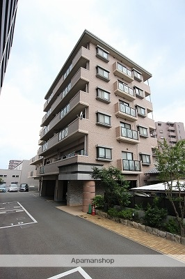 福岡県福岡市東区、箱崎駅徒歩20分の築13年 6階建の賃貸マンション
