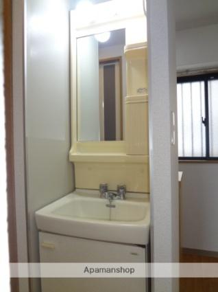 福岡県福岡市東区和白6丁目[1K/24.96m2]の洗面所