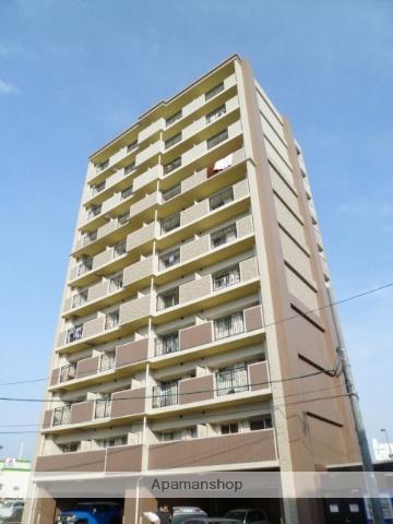 福岡県福岡市東区、香椎駅徒歩9分の築7年 11階建の賃貸マンション
