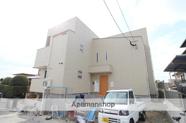 福岡県福岡市東区、千早駅徒歩9分の新築 2階建の賃貸アパート