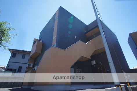 福岡県福岡市東区、千早駅徒歩12分の築1年 2階建の賃貸アパート
