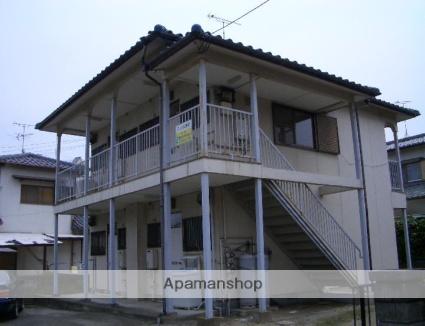 福岡県糟屋郡粕屋町、長者原駅徒歩9分の築35年 2階建の賃貸アパート