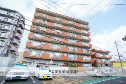 福岡県太宰府市、西鉄二日市駅徒歩19分の築34年 7階建の賃貸マンション