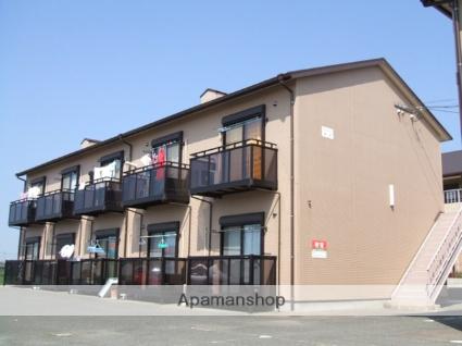 福岡県朝倉郡筑前町、甘木駅徒歩26分の築10年 2階建の賃貸アパート